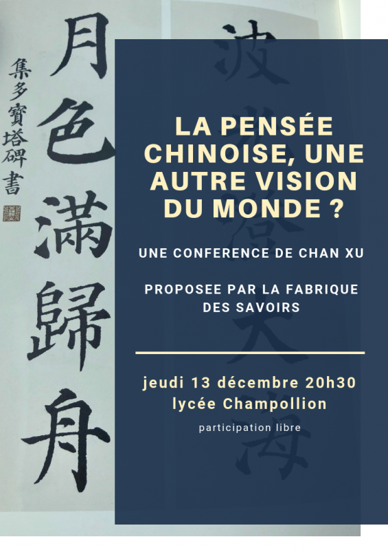 Flyer chinoise