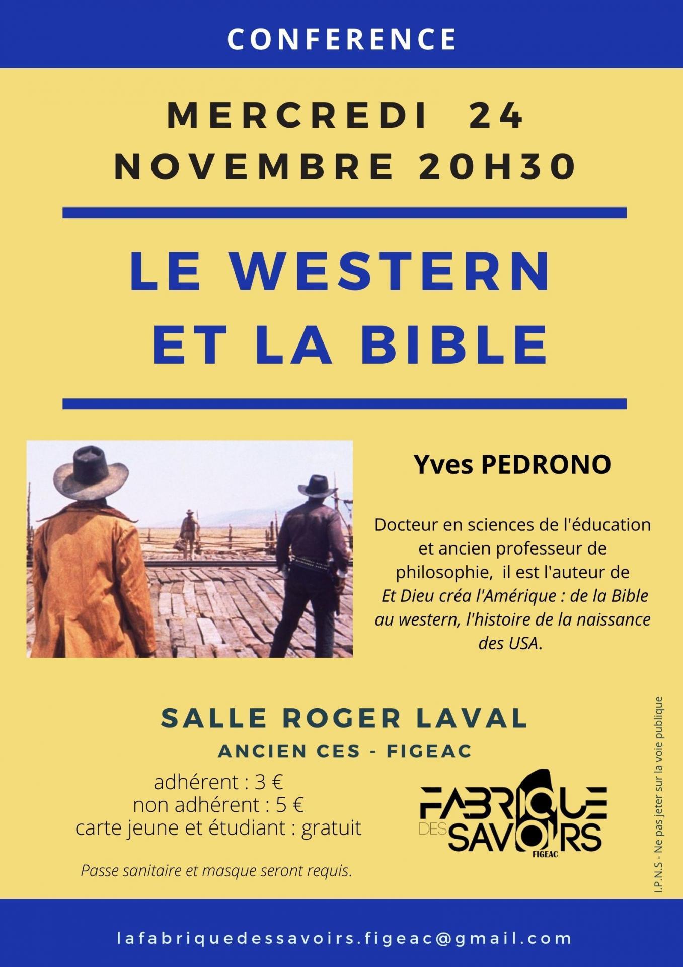 Western et bible